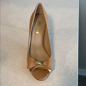 Louise et Cie Shoes - Louise et Cie peep toe heels
